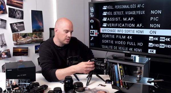 molette video