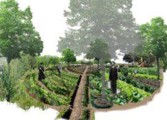 permaculture ferme jardiniers velo