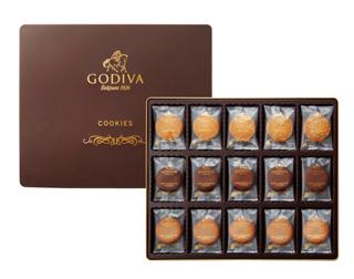 ゴディバ,クッキー アソートメント,(55枚入り,