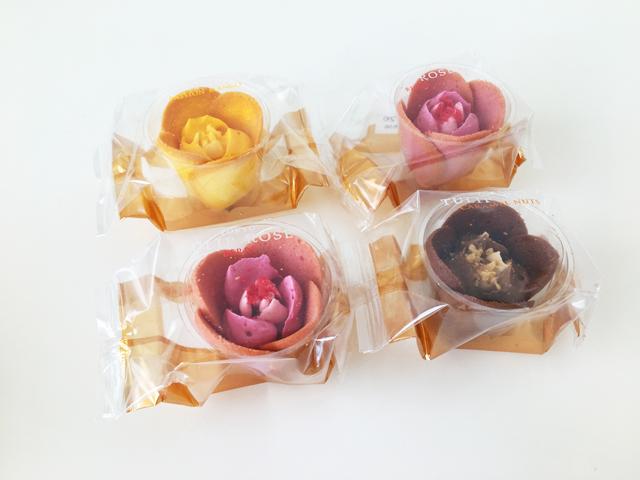 トーキョーチューリップローズ,TULIP ROSE,4個入,TOKYO TULIP ROSE,