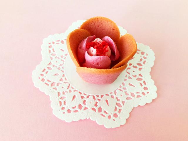ピンク色のチューリップローズ,ベリー,トーキョーチューリップローズ,BERRY,TOKYO TULIP ROSE,