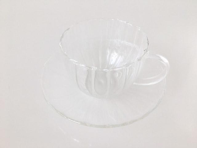 透明のティーカップ,