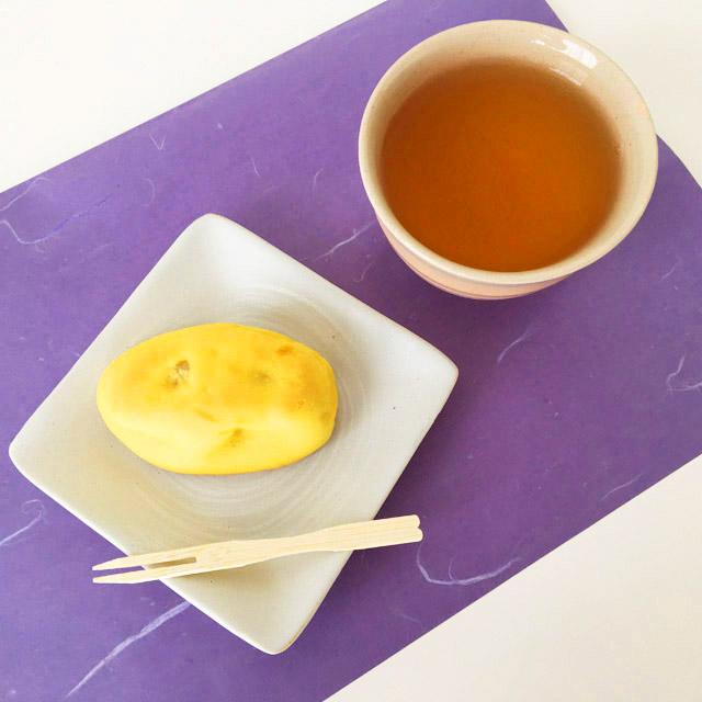 クスミティーのジャスミンティとスウィートポテト,KUSMI TEA,Jasmine green tea,