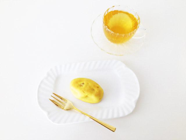 クスミティーのジャスミンティーとスウィートポテト,KUSMI TEA,Jasmine green tea,