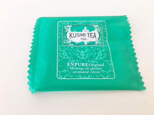 クスミティー,エクスピュア オリジナル,KUSMI TEA,Expure Original,DETOX,