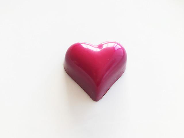 ブノワニアン,オートクチュールショコラ,ピンクハート,haute couture chocolat,バレンタイン,2019