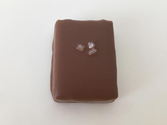 セントーの塩キャラメル,チョコレート,セレクションBOX,4個入,セントー セレクション 4,バレンタイン, Centho,chocolate,Salted Caramel,Valentine,Bonbon de chocolat,