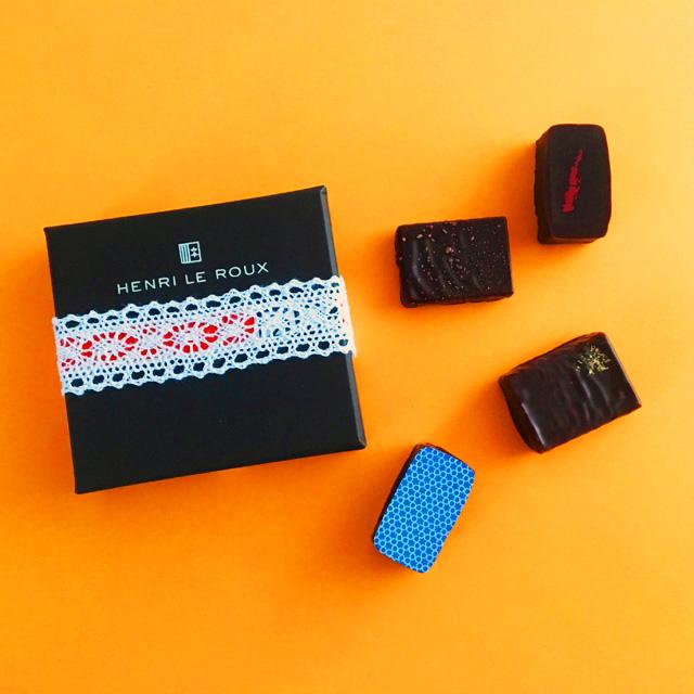 アンリルル―,サロンデュショコラ限定詰め合わせ,サロンデュショコラ出品4種,バレンタイン,2019