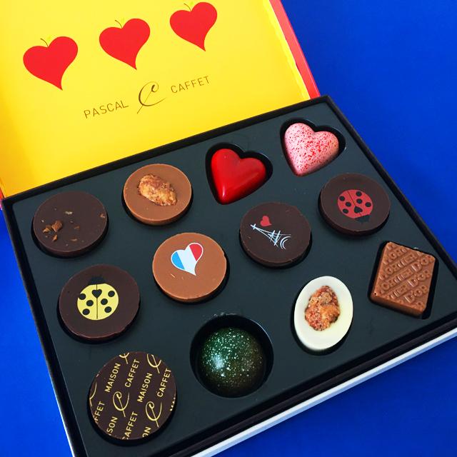 パスカル カフェ,パスカルセレクション,12個入,バレンタイン,チョコレート,Pascal Caffet,Pascal Selection,Valentine,