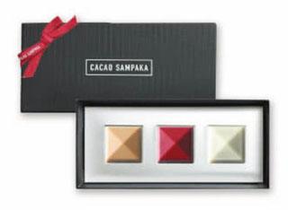 カカオ サンパカ,ノーブルセレクション,3個入,税込2,484円,CACAO SAMPAKA,クリスマス,2020,