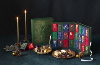 デメル,アドヴェントカレンダー,24個入,税込12,960円,DEMEL,クリスマス,2020,