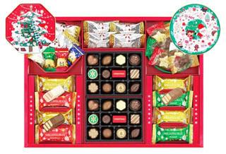 メリーチョコレート,クリスマスギフト,お歳暮,2020,税込3,240円,Mary Chocolate,Mary's,