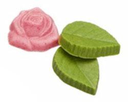 メサージュドローズ,小さな薔薇のチョコレート,ラズベリーと抹茶のチョコレート,クリスマスミニローズ,MESSAGE de ROSE,クリスマス,2020,