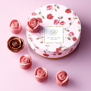 message de rose,メサージュ・ド・ローズ,ミニヨンルビー