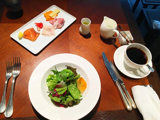 ザ・リッツ・カールトン京都,朝食,洋食のセット,ラ・ロカンダ,THE RITZ-CARLTON KYOTO,