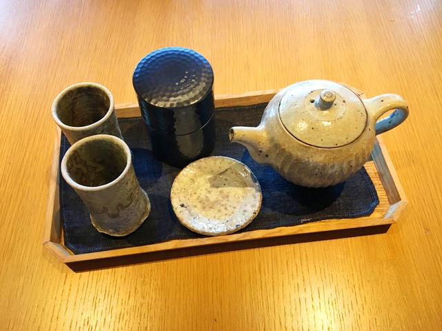 ザ・リッツ・カールトン京都,日本茶,急須セット,THE RITZ-CARLTON KYOTO,
