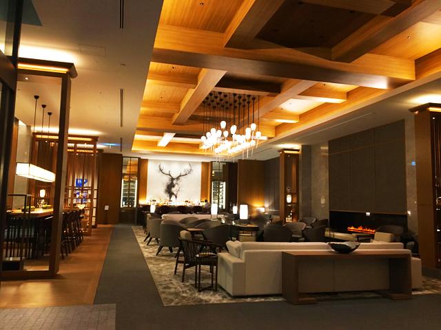 JWマリオット・ホテル奈良,ロビー,FLYING STAG,落ち着いた雰囲気のラウンジ,JW MARRIOTT NARA,