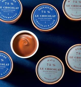 ル・ショコラ・アラン・デュカス,アイスギフト,グラス6種 8個セット,LE CHOCOLAT Alain Ducasse, お中元,2021,夏のギフト,summer gift,アイス,ソルベ,シャーベット,ice cream,sorbet,