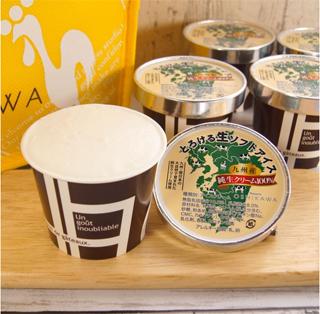 パティスリー オシカワ,とろける生ソフト アイスクリーム 10個入(保冷バッグ付)