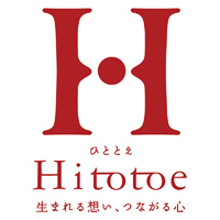 Hitotoe(ひととえ),ロゴ,