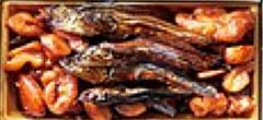 リストランテ アクアパッツァ,おせち,2021,二の重,お酒泥棒(イタリア風田作り),大丸松坂屋,日髙良実,イタリアンのおせち,ACQUA PAZZA,