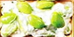 大原千鶴,おせち,2021,三の重,枝豆クリームチーズ和え,大丸松坂屋,口福おせち,こうふくおせち