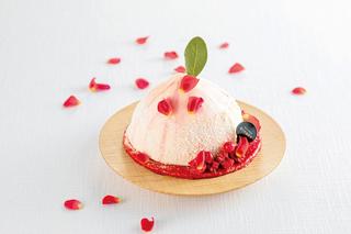 メゾンジブレー,清水白桃のアイスケーキ,MAISON GIVREE,お中元,2021,サマーギフト,アイスクリーム,ice cream,