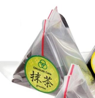 おむすびケーキ,抹茶,OMUSUBI Cake,お中元,2021,サマーギフト,baked sweets,ケーキ,,