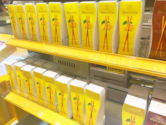 バトンドール,阪急うめだ,レモンシュガー,夏期限定で販売