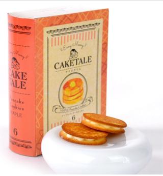 CAKE TALE,ケイクテイル,メイプル,