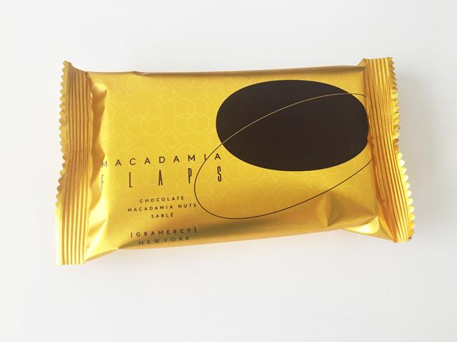"""グラマシーニューヨーク,マカダミアフラップス,ゴールドの個包装,"""""""