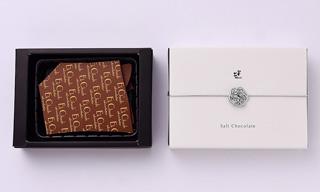 エクチュア,塩チョコレート(ミルク),バレンタイン,2019