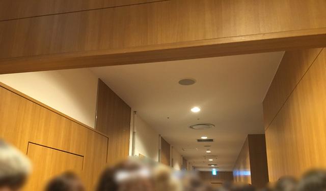 阪急百貨店チョコレート博物館,2019,オードリーの行列,バレンタイン,2019