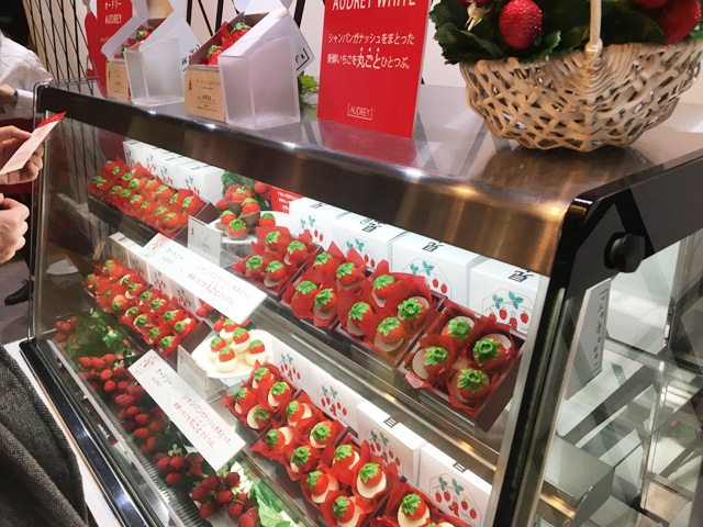 阪急百貨店チョコレート博物館,2019,オードリー,,バレンタイン,2019