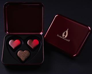 ルショコラドゥアッシュ,LE CHOCOLAT DE H,ポール バセット Coeur Chocolat(クール ショコラ) ,バレンタイン,2019,