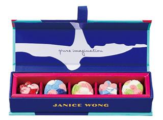 ジャニス・ウォン,フラワー ボックス オブ 5,Janis Wong,