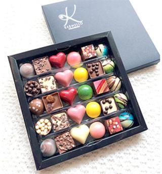 カルメロ,カルメロセレクション,KARMELLO chocolatier,バレンタイン,2020,