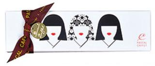 パスカル カフェ,カトルショコラ・ジャポネの箱のデザイン,PSC-21,Pascal Caffet,