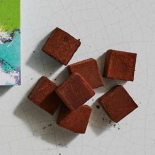 メゾンカカオ,洋梨の生チョコレート RESPECT(ル・レクチェ),16粒入,2021年度の新作,バレンタイン,2021,チョコレート,MAISON CACAO,Valentine,chocolate,