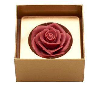 メサージュ・ド・ローズ,ソニア・ルージュ,真紅の花びらを重ねた華やかな4段のソニア,バレンタイン,2021,メサージュドローズ,MESSAGE de ROSE,チョコレート,Valentine,chocolate,