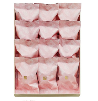 たねや,ちょこまん12個入の箱,箱寸=22.0×16.4×4.1,バレンタイン,2021,チョコレート,Valentine,chocolate,