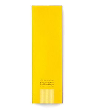 ジャン=ミッシェル・モルトロー,フェット・デュ・プランタンの黄色の箱,JEAN-MICHEL MORTREAU,ホワイトデー,2020,