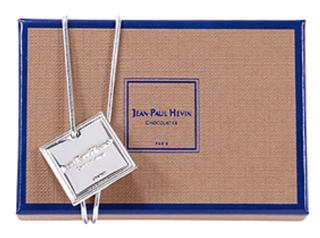 ジャン=ポール・エヴァン,ボンボン ショコラ 6個 テール のBOX,JEAN-PAUL HEVIN,ホワイトデー,2020,