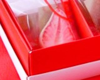 静風,恋するいちご プレミアム15個入の箱の中身,税込2,160円,ホワイトデー,2021,チョコレート,Whiteday,chocolate,