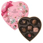ゴディバ,バレンタイン,2020,チョコレート クロニクル スウィート ハート