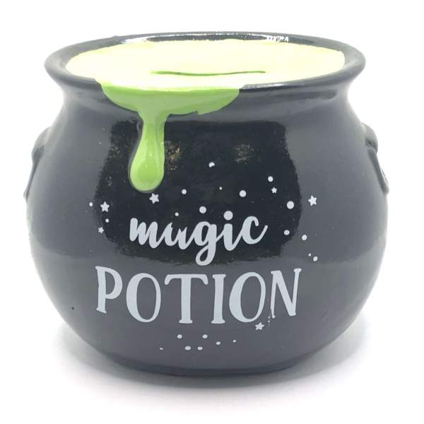 tirelire magic potion verte