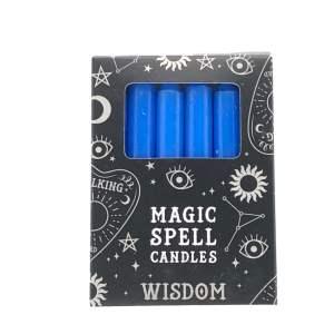 Bougies Magic Spell Wisdom