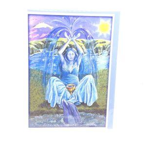Carte Mother of Water