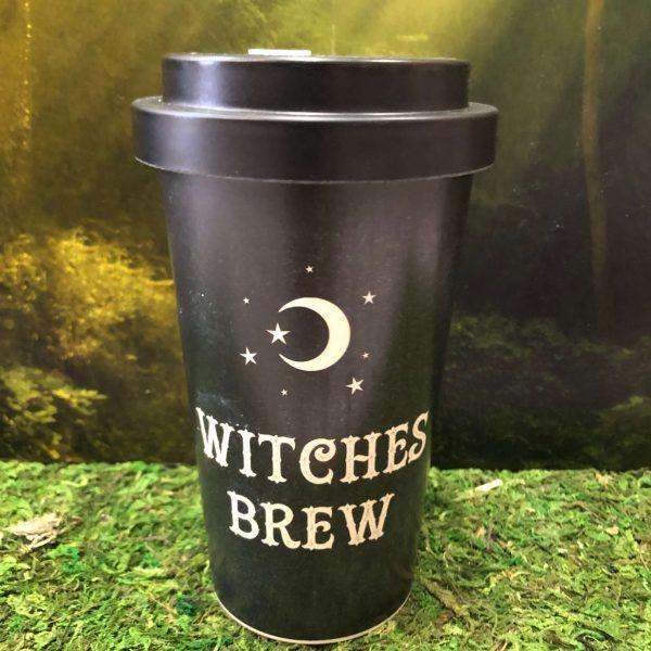 Travel Mug Witches Brew