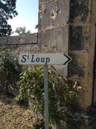 L'entre de St.Loup
